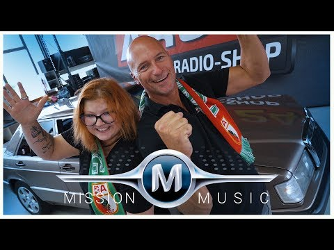 Bass in Judiths Benz   Teil 2   Subwoofer & Boxen    Mission Music   ARS24