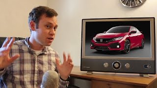 2017 Civic Si and other LA Auto Show News! Weekly Update