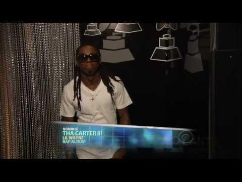 2009 GRAMMY Awards - Lil Wayne Wins Best Rap Album