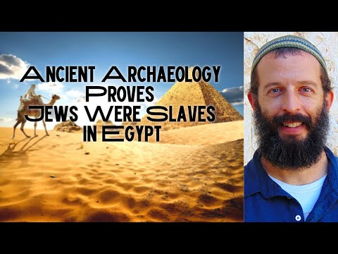 Ancient Archaeology Proves Jews Were Slaves In Egypt | Exodus 1:11