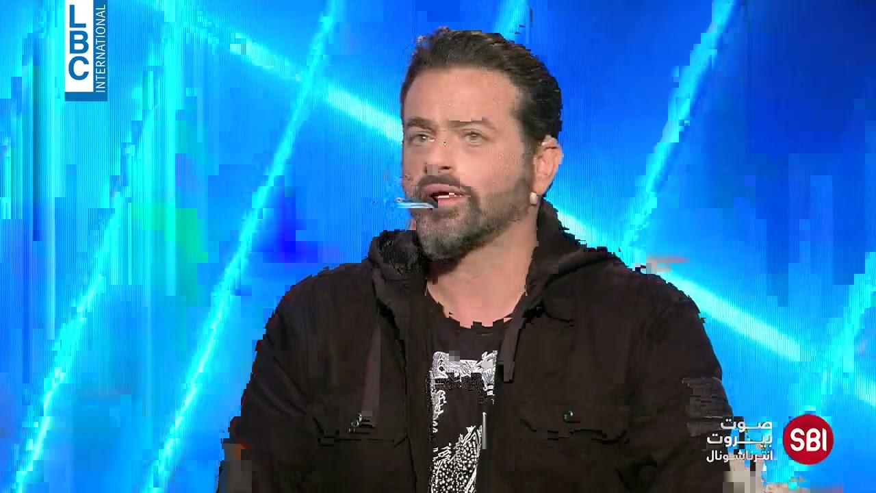 الممثل يوسف الخال ضيف الاعلامي رودولف هلال السبت في المواجه الساعة 9:40 مساءً على LBCI