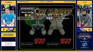 TBH 8 - Sharkz (Ice Climbers) vs Llod (Peach) - Top 64 Losers R2