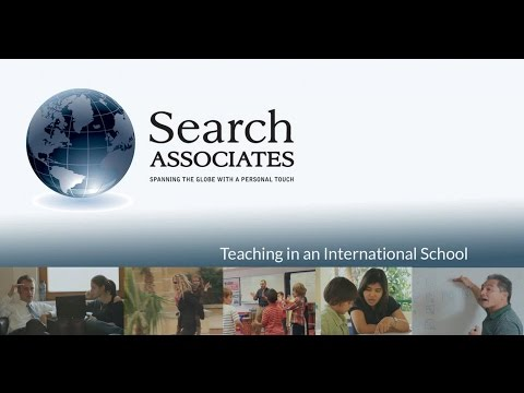 Teaching in an International School