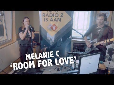 Melanie C - 'Room For Love' live @ Ekdom in de Ochtend