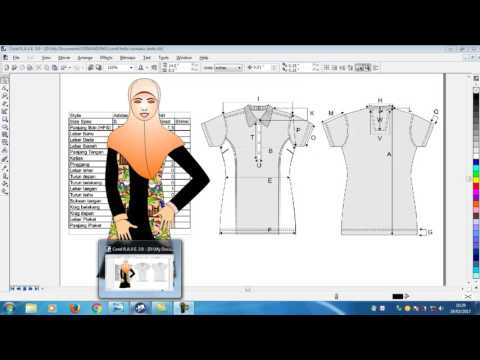 Repeat Optitex T Shirt Tutorial   T Shirt Design   How to make T
