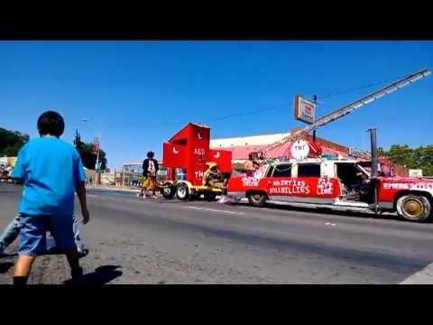 Chowchilla Madera County Fair PARADE 2013