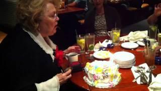 Mom's Birthday at Red Lobster