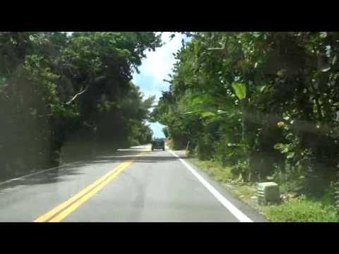 Palm Beach FL Ocean Drive A1A South To Delray Beach FL