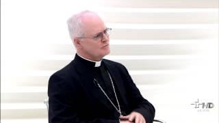 Dom Odilo quebra as pernas de herege anglicano abortista (26/03/2012)
