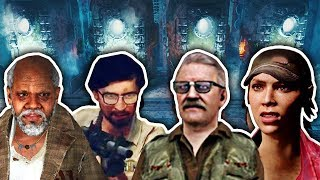 TRANZIT CREW SURVIVES: HUGE BLOOD OF THE DEAD & CLASSIFIED LINK FOUND (BLACK OPS 4 ZOMBIES STORY)