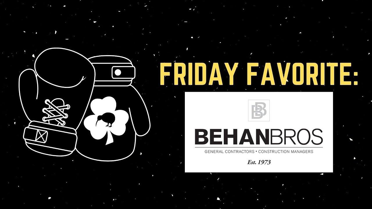 Behan Bros. (Friday Favorites '20)