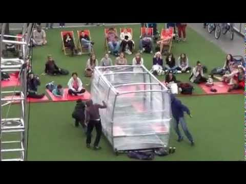 Motionhouse Dance Group perform Underground