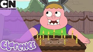 Clarence | Clarence's Birthday And Sad Friends! | Cartoon Network UK