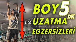Boy Uzatma Egzersizleri   En Etkili Boy Uzatma Hareketleri! screenshot 3