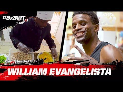 William Evangelista | Star Profile | FIBA 3x3 World Tour 2018 - Mexico City Masters 2018
