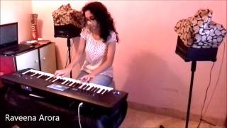 Boyzone Words Piano Cover by Raveena Arora
