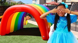 Hide and Seek Song   Wendy Pretend Play Sing-Along Nursery Rhymes & Kids Songs