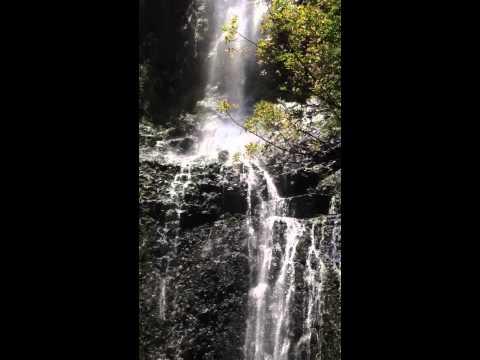 Wailua Falls and Swimming Pond Maui
