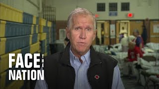 """Sen. Thom Tillis """"shocked"""" letter alleging Kavanaugh misconduct didn't come up during testimony"""