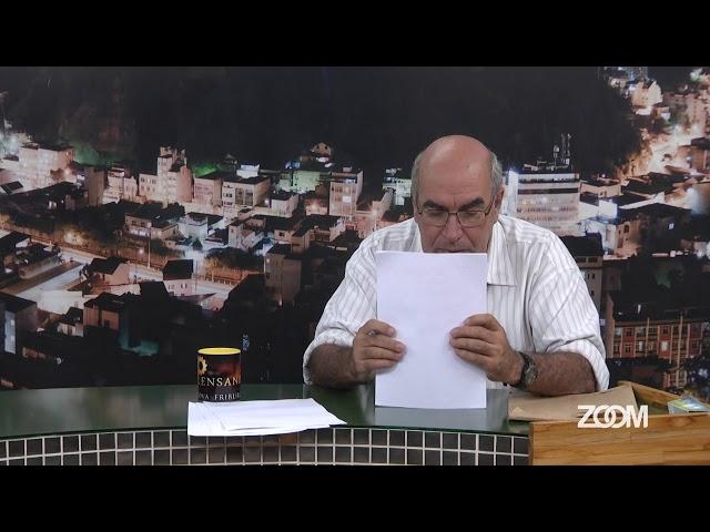 06-12-2019 - PENSANDO NOVA FRIBURGO - Márcio Damazio