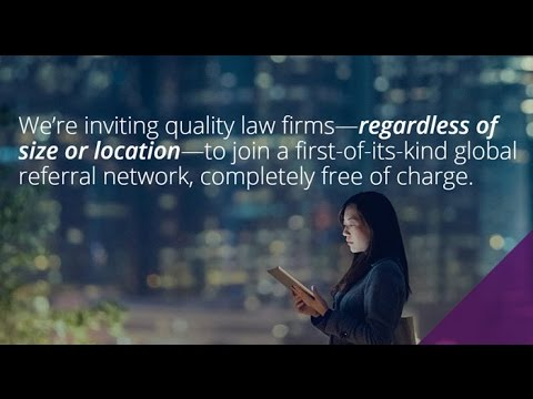 Why Did Dentons Get Into The Legal Network Business? | The Business of Law