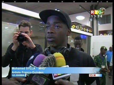 www.guineesud.com - MHD à Conakry pour un grand show le 25.03.2017