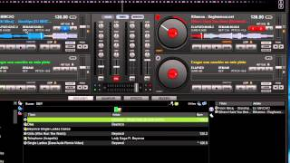 Mezclar Perfectamente en Virtual DJ PRO 7 (Enganchar Canciones)Tutorial #2/2