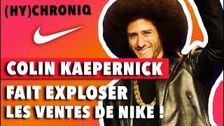 Comment Colin Kaepernick a Fait Exploser les Ventes Nike !