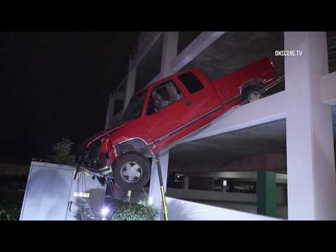 San Marcos: A 2 Story DUI Crash 06142019