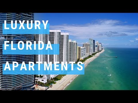 Luxury Apartments on Florida's Beautiful Beaches are a MUST