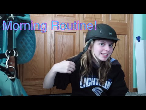 My Morning Routine! First Day TV