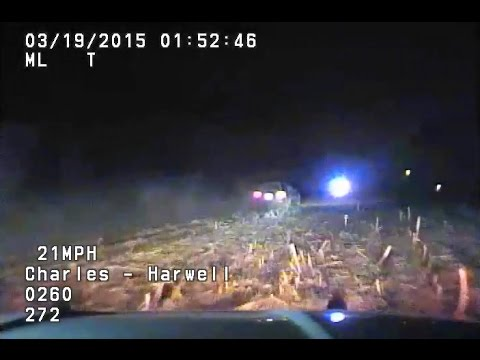 ANDREW OBREGON DASH CAM: HIGH-SPEED CHASE ON MARCH 19, 2015 IN KENOSHA COUNTY, WI