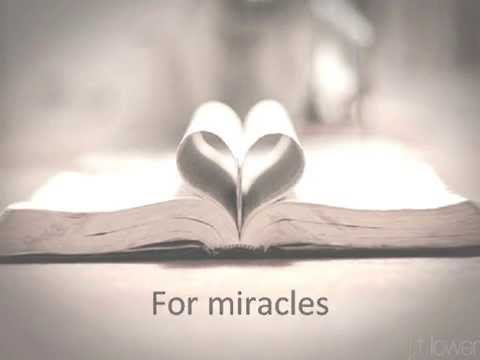 Miracles (with Lyrics)
