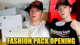 💥 FASHION PACK OPENING: Balenciaga, Stone Island, Leandro Lopes
