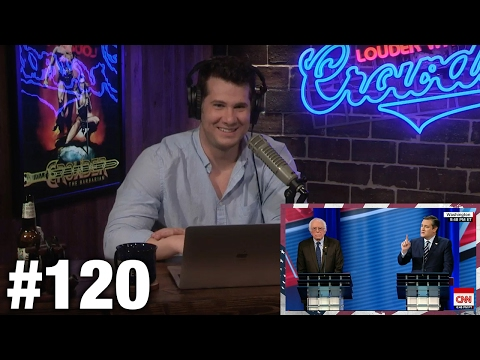 EPIC BERNIE VS. TED CRUZ LIVESTREAM!  (With Crowder and Friends)