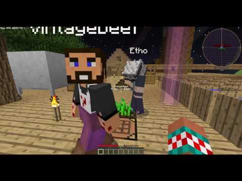 Sky Factory 2.5 - Episode 5 - Vein Miner