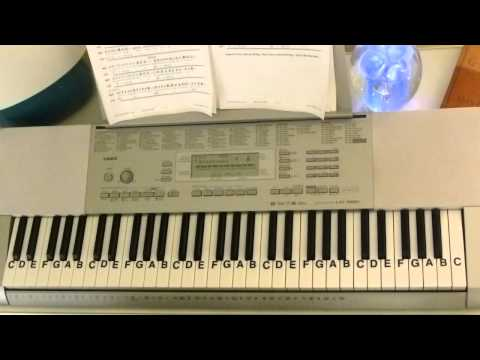 How To Play ~ Rockin' Robin ~ Bobby Day ~ LetterNotePlayer ©