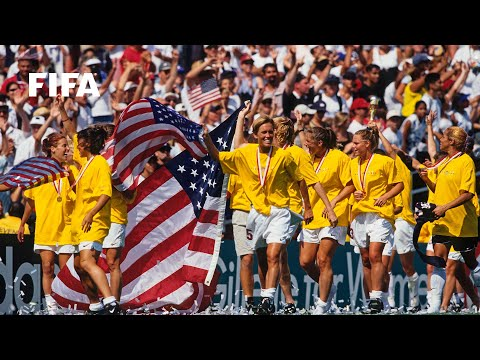 Women\'s World Cup FINAL - USA 1999: USA v. China PR