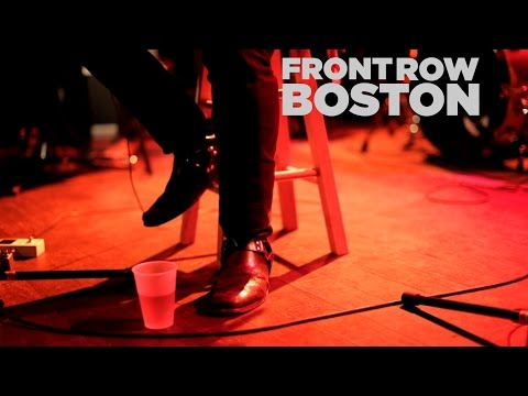 Front Row Boston | Nathaniel Rateliff - I Am (Live)