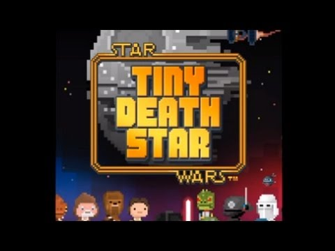 Star Wars: Tiny Death Star: Part 18 (Roof Scenes Based on Levels)