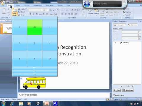 dictation software free windows 7