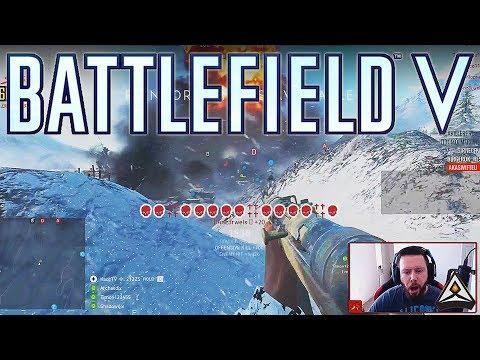 Huge Multikill! - Battlefield V Top Plays (Episode 1)
