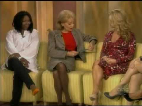 Jessica Simpson interview-The View♥