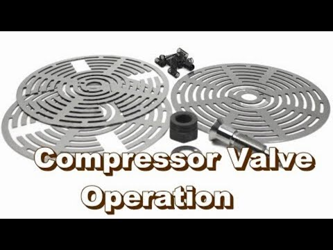 How|Compressor|Valves|Operation|and|Maintenance|Repair ??