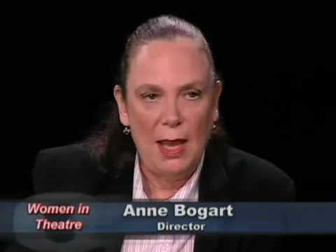 Women in Theatre: Anne Bogart, Director