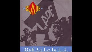 Slade - Ooh La La in L.A.  Guitar & backing vocal covered by Takashi