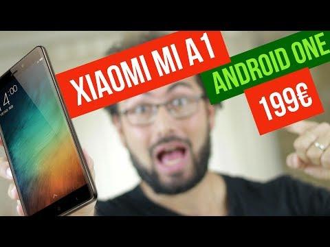 Xiaomi Mi A1 con ANDROID ONE: ADDIO MIUI ma SUPPORTO GOOGLE #parliamone