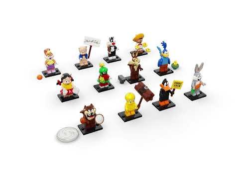 LEGO Looney Tunes Mini-Figures (single bag) - Video