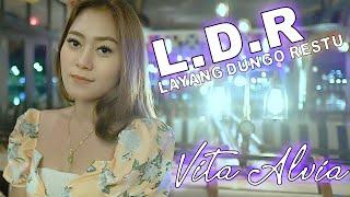 VITA ALVIA - L.D.R Layang Dungo Restu - Loro Ati ( official music video )Karunia Musik