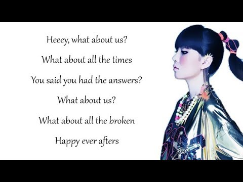 Pink - WHAT ABOUT US ( Cover by J.Fla ) (Lyrics)